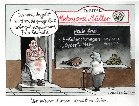 Digital-Metzgerei