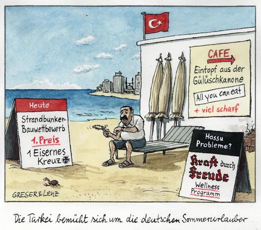 Türkei-Tourismus